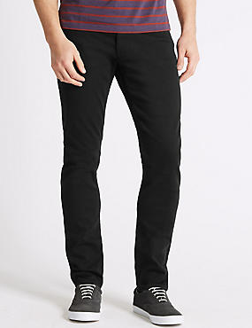 Luxury Performance Slim Fit Jeans