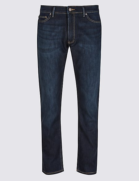 Luxury Performance Slim Fit Jeans