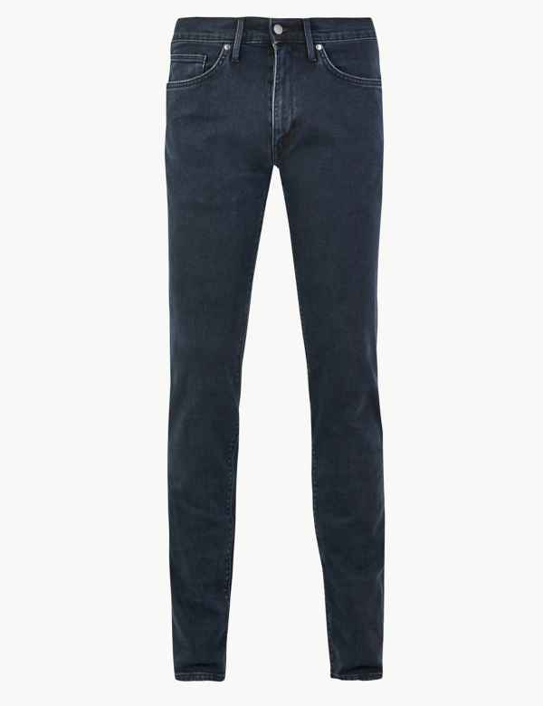 9ad0165a Mens Slim Fit Jeans | Slim Fit Stretch Jeans | M&S