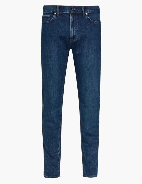 05abd65256d05 Big   Tall Straight Fit Stretch Jeans