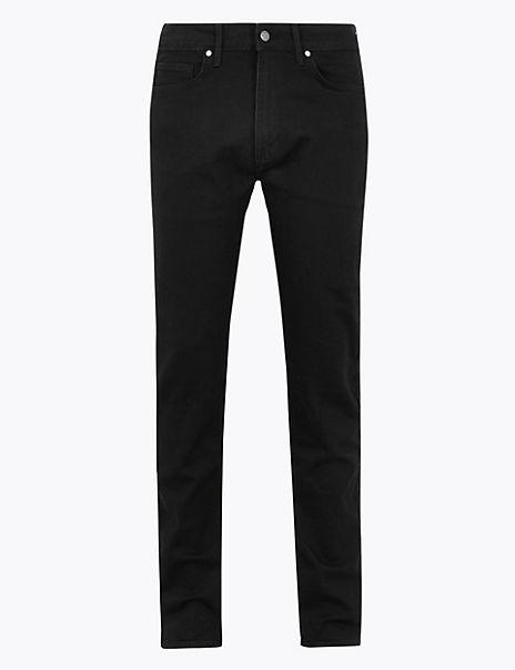 Shorter Length Skinny Fit Stretch Jeans