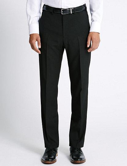 prix imbattable acheter authentique nouvelle collection Pantalon sans pinces coupe standard | Pantalons habillés ...