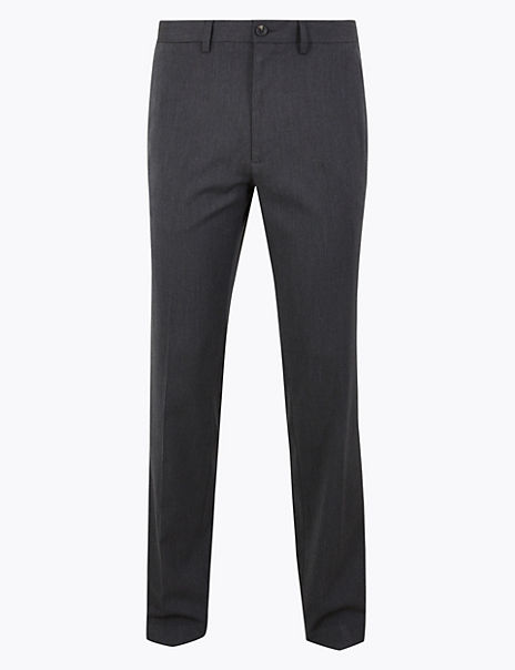 Skinny Trousers with Stretch