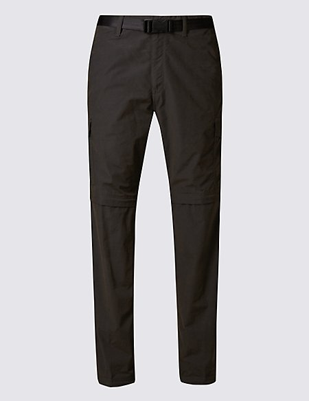 Big & Tall Trekking Trousers with Belt