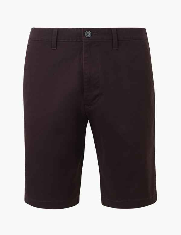 0aa867c0ab Mens Chino & Cargo Shorts | 3/4 Length Shorts For Men | M&S