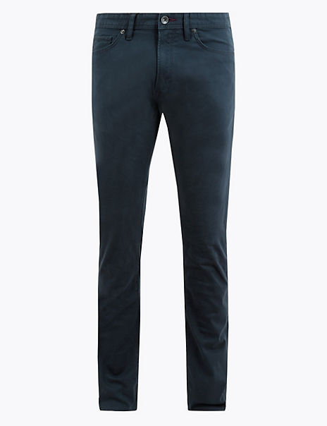 Slim 5 Pocket Chinos