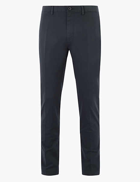 Skinny Fit Smart Chinos