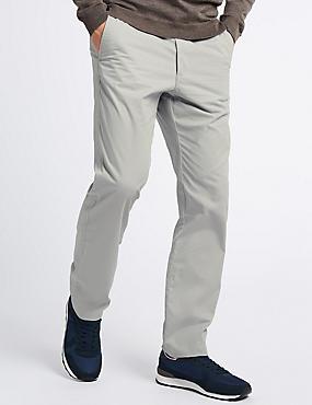 Cotton Rich Slim Fit Chinos