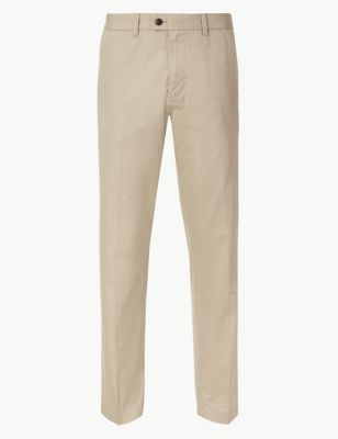 Mens Casual Trousers M S