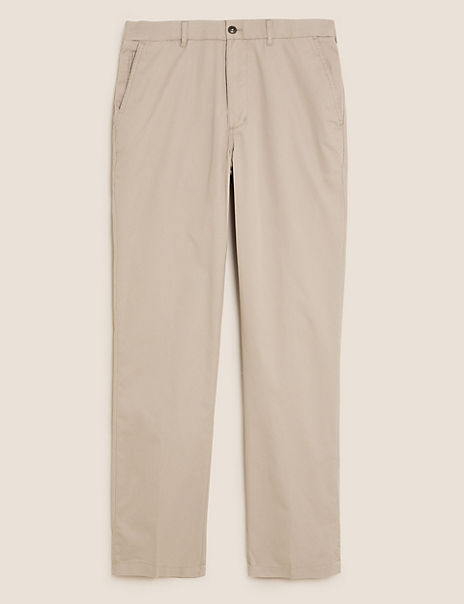 Super Lightweight Cotton Rich Chinos