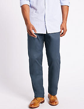 Regular Fit Chinos with Stormwear™