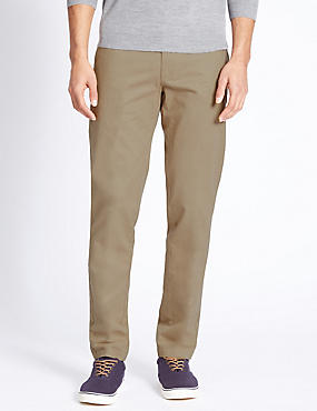 Slim Fit Chinos with Stormwear™