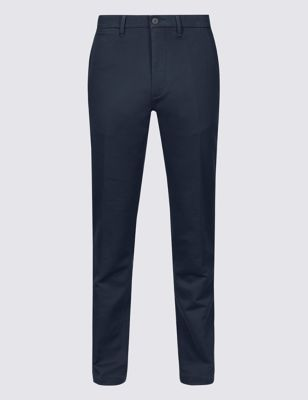 Italian Slim Fit Travel Chinos with Stretch £45.00 2f9bc09934310
