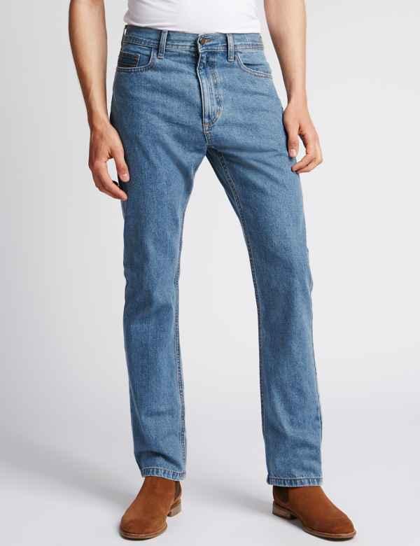 34563890f282 Regular Fit Jeans
