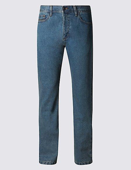 Big & Tall Regular Fit Jeans