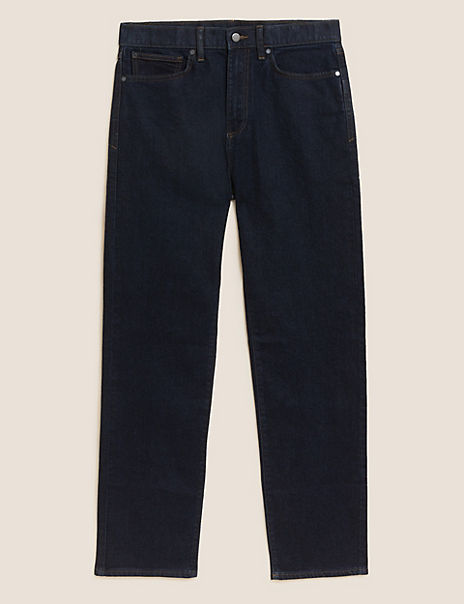 Big & Tall Regluar Fit Cotton Jeans