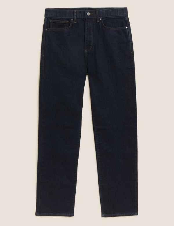 6c382ee209437 Big   Tall Regluar Fit Cotton Jeans
