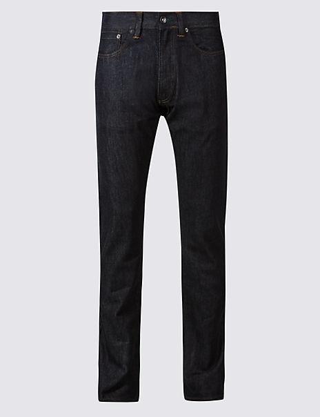 Slim Fit Selvedge Jeans