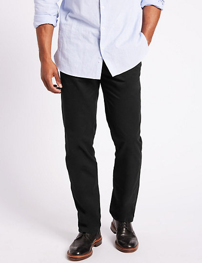Men`s New Marks /& Spencer Smart Casual Chino Trousers Pants