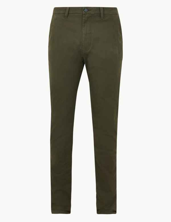 485bb76614777c Mens Chinos | Trousers & Pants For Mens| M&S