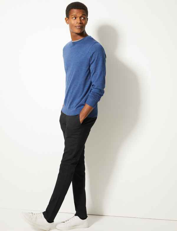 a8da5d3e Mens Chinos | Trousers & Pants For Mens| M&S