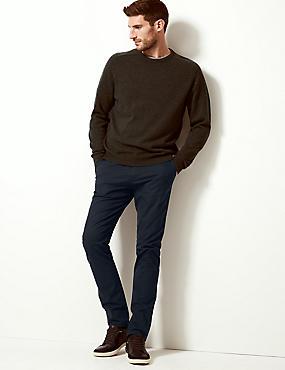 Slim Fit Stretch Chinos
