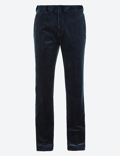 Big & Tall Corduroy Trousers