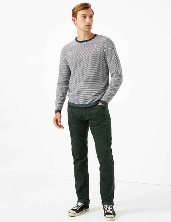 47810690 Mens Casual Trousers   M&S