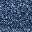 Bavlněné džínové šortky se strečem, STŘEDNÍ MODRÁ, swatch