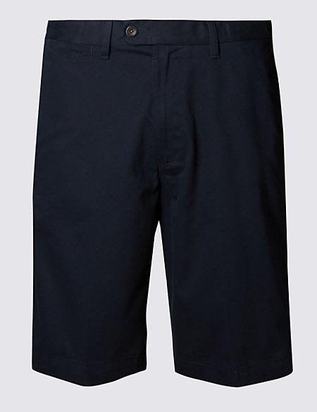 Pure Cotton Regular Fit Shorts