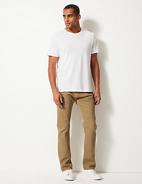Regular Fit Stretch Jeans