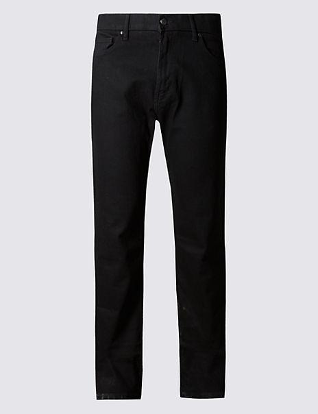 Big & Tall Regular Fit Stretch Jeans with Stormwear™