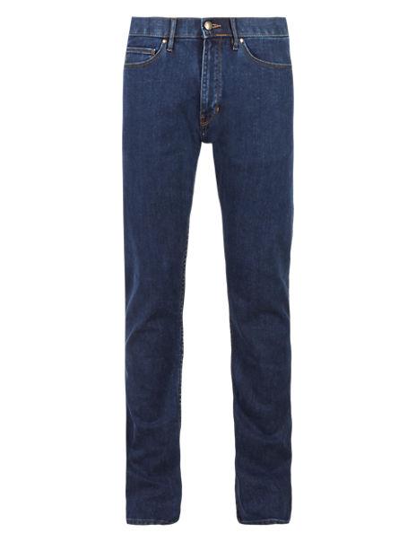 Slim Fit Stretch Jeans with Stormwear™