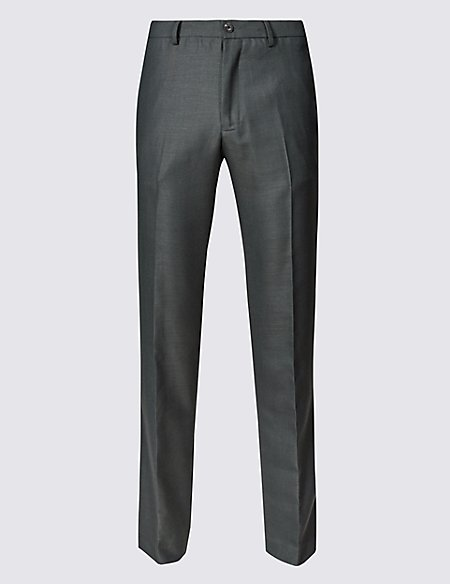 Supercrease™ Flat Front Trousers