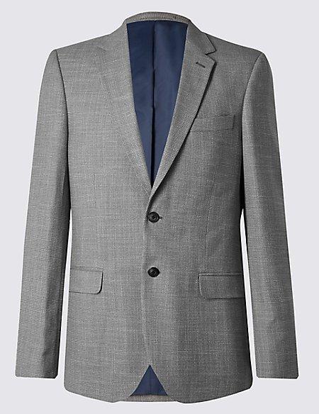 Big & Tall Textured Jacket