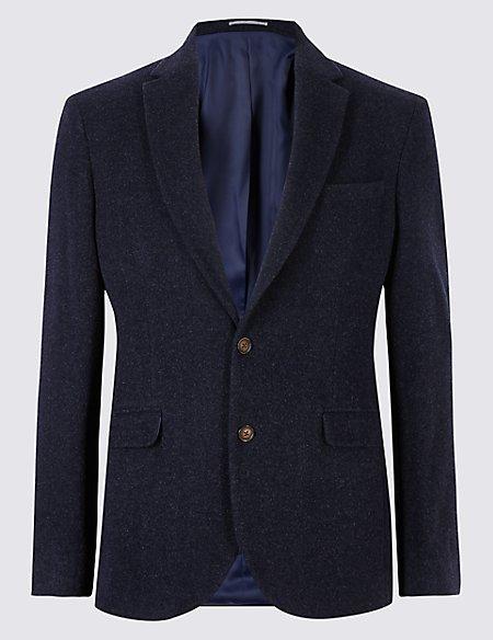 Big & Tall 2 Button Jacket
