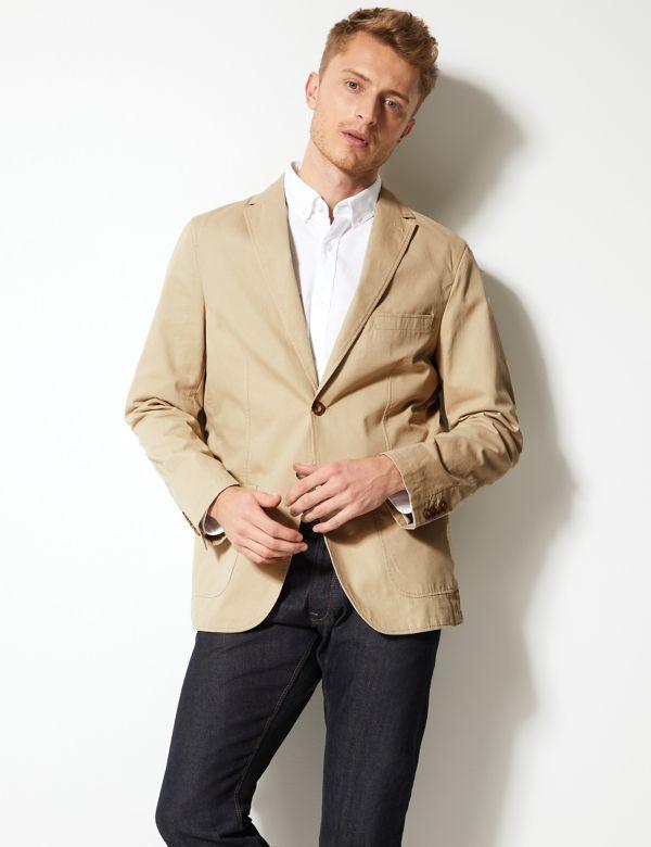 Mens Blazers Smart Jackets M S