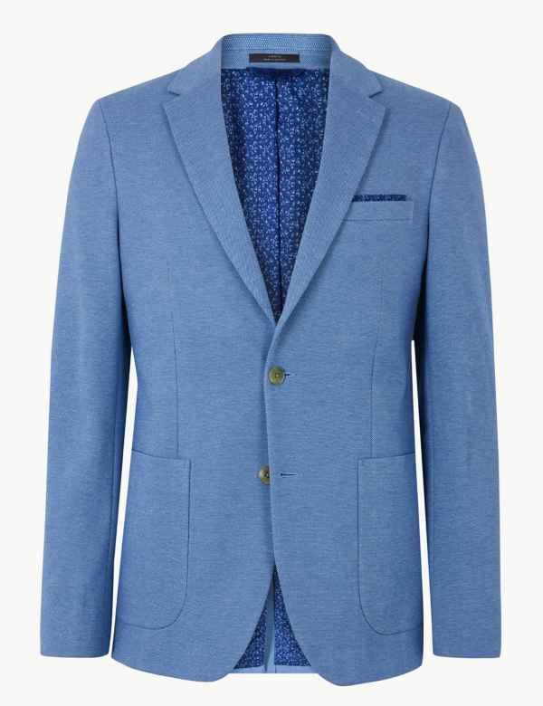 f93aa86d339f Mens Blazers & Smart Jackets | M&S