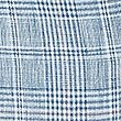 Blue Linen Checked Tailored Fit Jacket, LIGHT BLUE, swatch