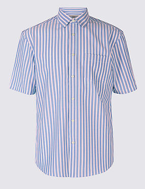 Modal Blend Shirt with Pocket