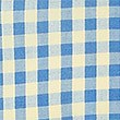 Pure Cotton Checked Shirt with Pocket, YELLOW MIX, swatch