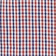 Pure Cotton Checked Shirt, RED, swatch