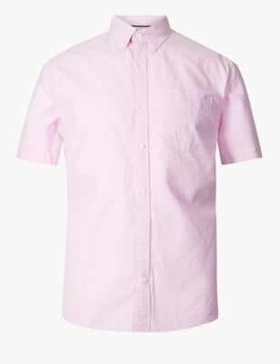 b74f4d15 Pure Cotton Oxford Shirt £17.50