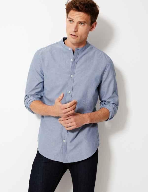 916d25cd9c3 Mens Casual Shirts | M&S