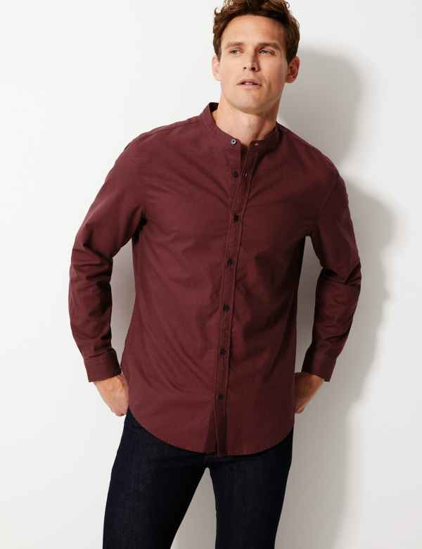 683811eaca0 Mens Casual Shirts | M&S
