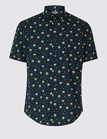 Pure Cotton Brussel Sprouts Christmas Shirt