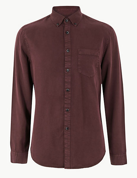Soft Touch Shirt with Pocket
