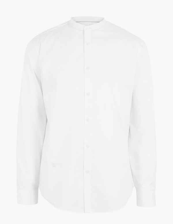 Cotton Rich Grandad Shirt