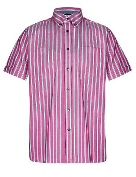 Luxury Pure Cotton Shirt