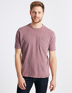 Pure Cotton Textured Top
